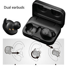 Cordless Earbuds Bluetooth Headphones Earphones for Apple iPhone Galaxy LG ASUS