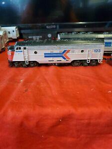 HO Amtrak FP-7 diesel loco by Atlas 11 pcs