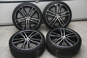 4x Original Seat Leon Cupra 5F FR ST 19 ZOLL Sommerräder 5F0601025AC Continental