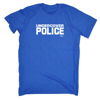 Funny Kids Childrens T-Shirt tee TShirt - Undercover Police