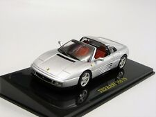 Ferrari 348 ts plata Ixo/specialc. nuevo en OVP 1/43