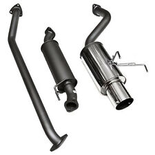 HKS RACING 2002-2004 ACURA RSX BASE 2.0L K20A3 HI POWER CATBACK EXHAUST SYSTEM