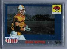 2003 Topps All American JASON WITTEN (Rookie) Foil Cowboys