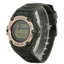 Casio Baby-G Black World Time Alarm Ladies Watch BG-3000-3D BG3000 3D