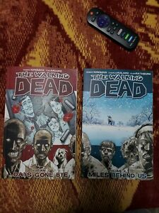 The Walking Dead Graphic Novel Volume 1 And 2