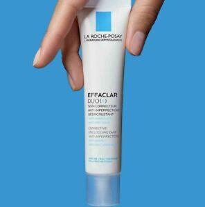 La Roche Posay Effaclar Duo (+) Acne Treatment w. Niacinamide (40ml/1.35oz)