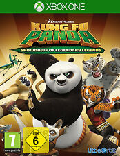 XBOX One Gioco Kung Fu Panda: Showdown delle leggende neu&ovp pacco postale