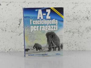 A-Z L'Enciclopedia per ragazzi KING FISHER Edibimbi NUOVA EDIZIONE AGGIORNATA