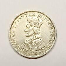 Lithuania 10 litu 1936 Silver coin