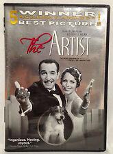 The Artist (DVD, 2011) Jean Dujardin, Berenice Bejo, Winner of 5 Oscars!