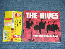 The HIVE Japan 2001 NM CD+Obi YOUR NEW FAVORITE BAND