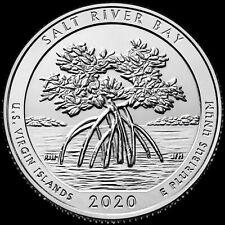 "*PreSale* 2020 S Virgin Islands ""Salt River Bay"" Quarter Us ""Bu"" Atb"