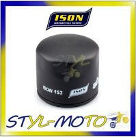 FILTRO OLIO MOTORE ISON 153 = HIFLO HF153 DUCATI 996 S4R MONSTER 2005