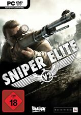 Sniper Elite v2 (PC 2012, sólo la Steam key descarga código) no DVD, Steam only