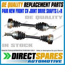 2 Left + Right CV Joint Axle Shaft Toyota Camry VDV10 SXV20 V6 Quality Pair