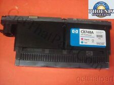 HP C8748A cm8050 cm8060 Oem Magenta Cyan Printhead Cartridge Unit