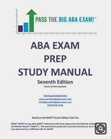 [E-COPY] Pass The Big ABA Exam 7th Edition Spanish and English