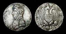RUSSIE. Médaille Tsar Alexandre I° (1801-1825). Etain