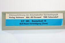 Super 8 Film S8 mm Basketball 16 FWU Lehrer Sportunterricht Sport 70er 385