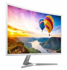 """Samsung 32"""" LED Curved 1080p Monitor LC32F397FWNXZA"""