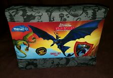 How To Train Your Dragon Microfiber 3 Pc. Twin Size Sheet Set New