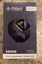 Fitbit Sense BRAND NEW Factory Sealed - Health & Stress Management Smartwatch