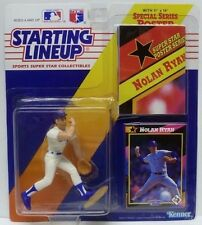 1992  NOLAN RYAN - Starting Lineup - SLU - Sports Figurine -TEXAS RANGERS