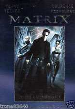 DVD SCIENCE FICTION/..MATRIX../édition collector DOUBLE keanu reeves