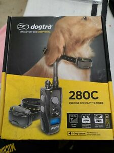 Dogtra 280C Precise Control 127-Level Training Dog E-Collar