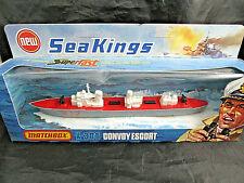 Vintage Matchbox Super Fast Sea Kings K-306 Convoy Escort -- Cool!!