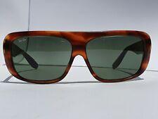 Vintage Ray-Ban Blair Brown Tortoise B&L USA Sunglasses