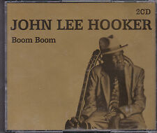 2 CD 36T DANS GROS BOITIER (FAT BOX) JOHN LEE HOOKER BOOM BOOM BEST OF 2004
