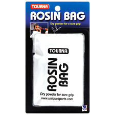 Tourna Unique Rosin Bag - Dry Powder For Sure Grip - Free UK P&P
