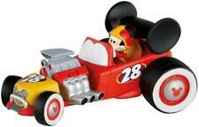 La Maison de Mickey figurine Mickey Pilote de course Voiture 10 cm Disney 154595