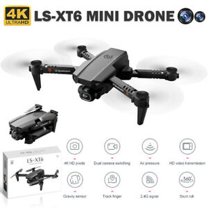 HD Camera Altitude Hold Mode Foldable RC Drone Mini WiFi FPV 4K/1080P ONY