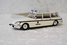 Brekina 14212  1:87 Citroen Break Czech Polizia NIB