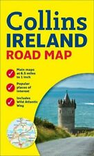 Ireland Road Map by Collins Maps 9780008270353 | Brand New | Free UK Shipping