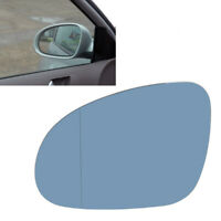 Left Side Door Mirror Glass Heated W/Holder For VW Golf GTI Jetta MK5 Passat B6