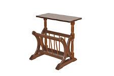 2955 Zeitungstisch Tisch Zeitschriftentisch Beistelltisch Couchtisch Holztisch