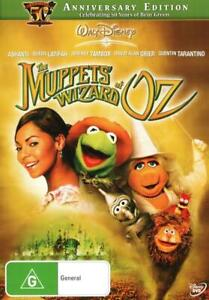 THE MUPPETS' WIZARD OF OZ (KERMIT'S 50TH ANNIVERSARY) (ANNIVERSARY [NEW DVD]