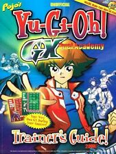 Pojos Unofficial Yu-Gi-Oh GX Duel Academy Trainers Guide 2007 by Triumph
