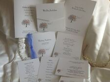 Wedding Stationery - Matching Wedding Stationery Ranges from 45p