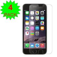 """4X Clear LCD Screen Protector Guard Cover Film for Apple iphone 6 4.7"""" + PAK"""