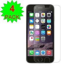 "4X Clear LCD Screen Protector Guard Cover Film for Apple iphone 6 4.7"" + PAK"