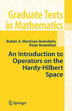 USED (VG) An Introduction to Operators on the Hardy-Hilbert Space (Graduate Text