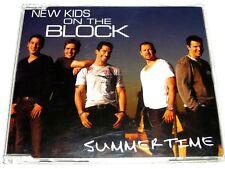 cd-single, New Kids On The Block - Summertime, 2 Tracks, Australia