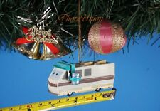 Decoration Xmas Ornament Home Decor DISNEY CARS BARRY DIESEL DINOCO RV MOTORHOME