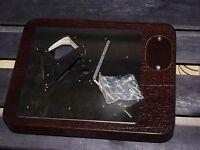 KIT Set metal plate Plinth Lenco L70, L75, L78 model PTP4 mod. 2 venge