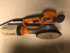 Ridgid 6 in. Corded Airguard Dual Random Orbit Sander R2611