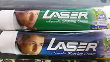 LASER Shaving Cream lemon & Aloevera  (125 gm+125 gm) (combo)